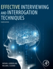 Effective Interviewing and Interrogation Techniques - Book