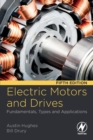 Electric Motors and Drives : Fundamentals, Types and Applications - Book