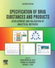 Specification of Drug Substances and Products : Development and Validation of Analytical Methods - Book