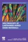 Spectroscopy of Lanthanide Doped Oxide Materials - Book