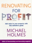 Renovating For Profit - Book