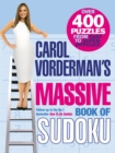 Carol Vorderman's Massive Book of Sudoku - Book