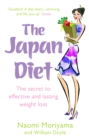 The Japan Diet : The secret to effective and lasting weight loss - Book