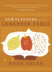 New Flavours of the Lebanese Table - Book