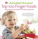 Top 100 Finger Foods - Book
