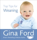 Top Tips for Weaning - Book
