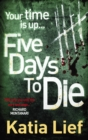 Five Days to Die - Book