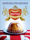 Great British Puddings - Book