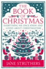 The Book of Christmas - Book