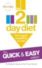 The 2-Day Diet: The Quick & Easy Edition : The original, bestselling 5:2 diet - Book
