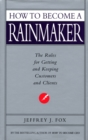 How To Become A Rainmaker - Book