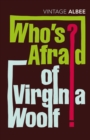 Who's Afraid Of Virginia Woolf - Book