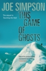 This Game Of Ghosts - Book