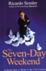 The Seven-Day Weekend - Book