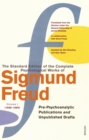 Complete Psychological Works Of Sigmund Freud, The Vol 1 - Book