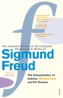 Complete Psychological Works Of Sigmund Freud, The Vol 5 - Book