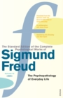 Complete Psychological Works Of Sigmund Freud, The Vol 6 - Book