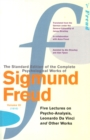 Complete Psychological Works Of Sigmund Freud, The Vol 11 - Book