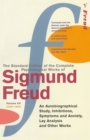 Complete Psychological Works Of Sigmund Freud, The Vol 20 - Book