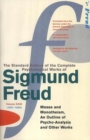 Complete Psychological Works Of Sigmund Freud, The Vol 23 - Book