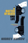 A Matter Of Death And Life - Book