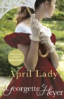 April Lady - Book