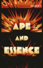 Ape and Essence - Book