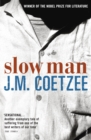Slow Man - Book