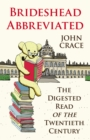 Brideshead Abbreviated : The Digested Read of the Twentieth Century - Book