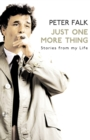 Just One More Thing - Book