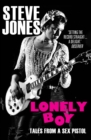 Lonely Boy : Tales from a Sex Pistol - Book