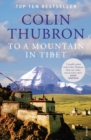 To a Mountain in Tibet - Book