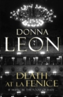 Death at La Fenice : (Brunetti 1) - Book