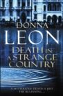 Death in a Strange Country : (Brunetti 2) - Book
