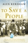 To Save a People - Book