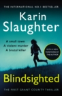 Blindsighted : (Grant County series 1) - Book