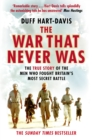 The War That Never Was - Book