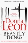 Beastly Things : (Brunetti 21) - Book