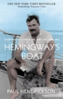 Hemingway's Boat : Everything He Loved in Life, and Lost, 1934-1961 - Book