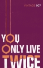You Only Live Twice - Book