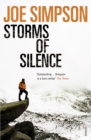 Storms of Silence - Book