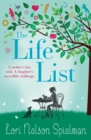 The Life List - Book