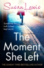 The Moment She Left - Book