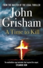 A Time To Kill - Book