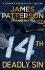 14th Deadly Sin : (Women's Murder Club 14) - Book