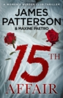 15th Affair : (Women's Murder Club 15) - Book