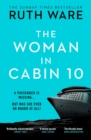 The Woman in Cabin 10 - Book
