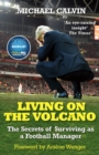 Living on the Volcano : The Secrets of Surviving as a Football Manager - Book