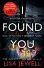 I Found You : From the number one bestselling author of The Family Upstairs - Book