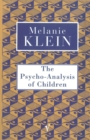 The Psycho-Analysis of Children - Book